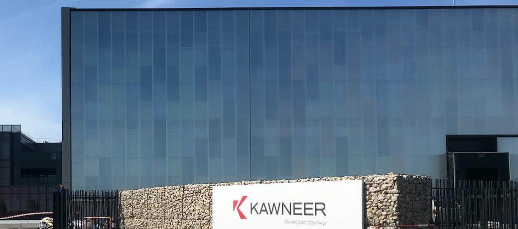 Kawneer met en place un nouveau Service Marketing Business Développement