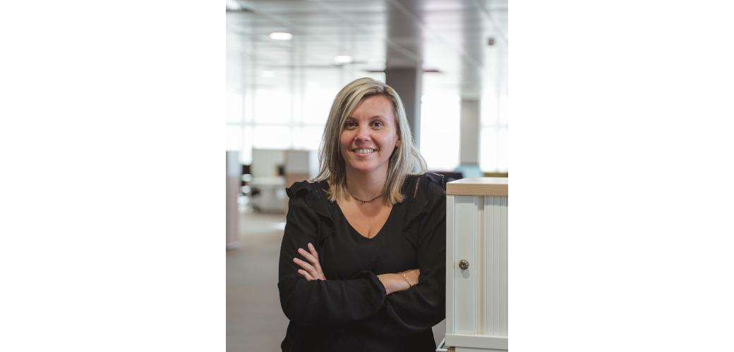 Audrey Noguera nommée Responsable des Solutions Industrielles de Kawneer France