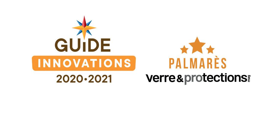 """Palmarès de l'Innovation Verre & Protections : les """"Cinq Produits de l'année"""" 2020 sont …"""