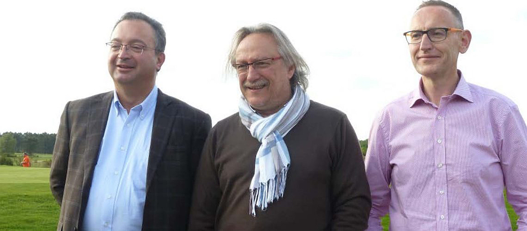 Jean-Michel Larrazet, directeur commercial et marketing de Profine France part à la retraite