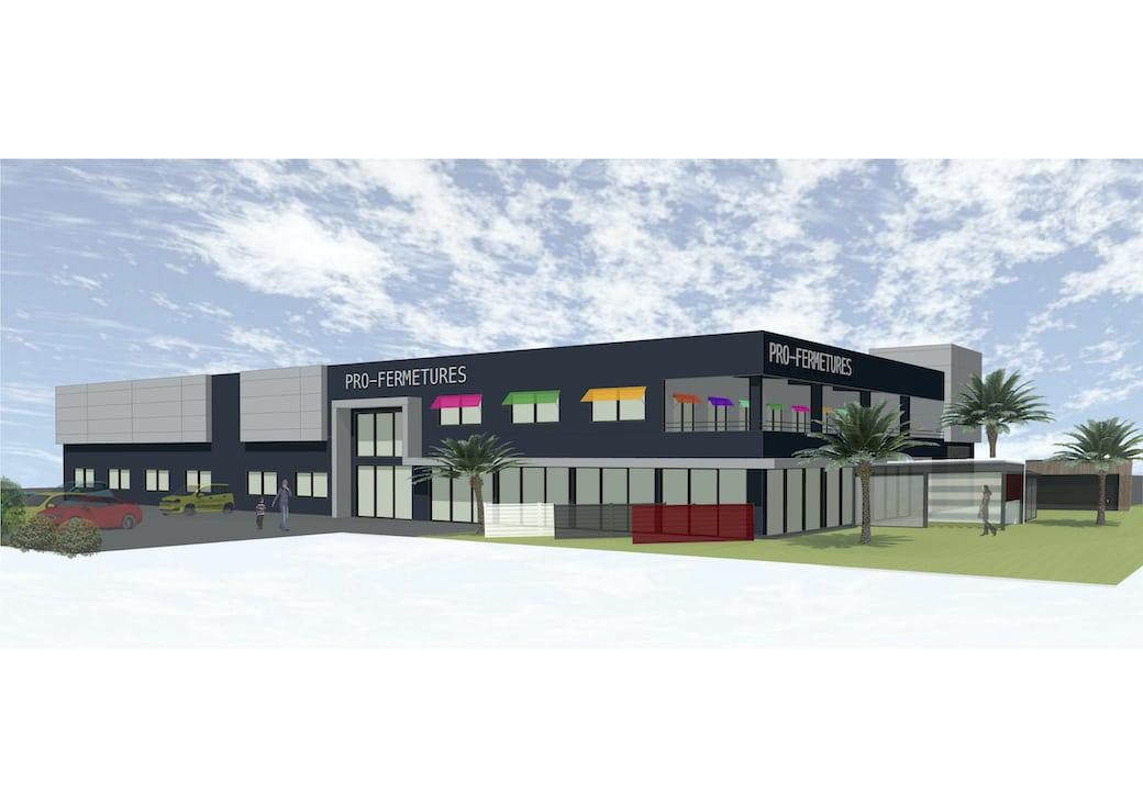 Pro-Fermetures resserre sa stratégie autour d'un nouvel espace de 2 200 m2