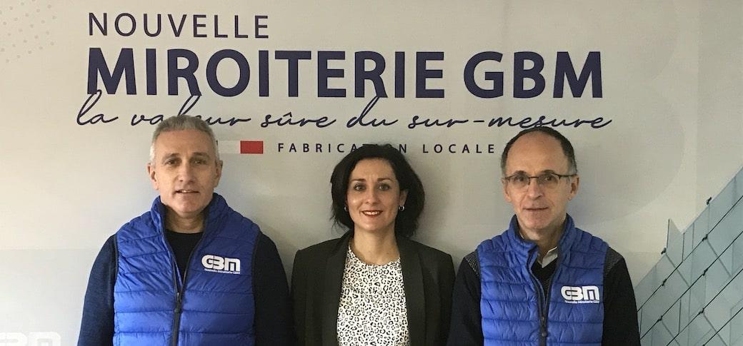 La Nouvelle Miroiterie GBM digitalise ses process et son outil industriel
