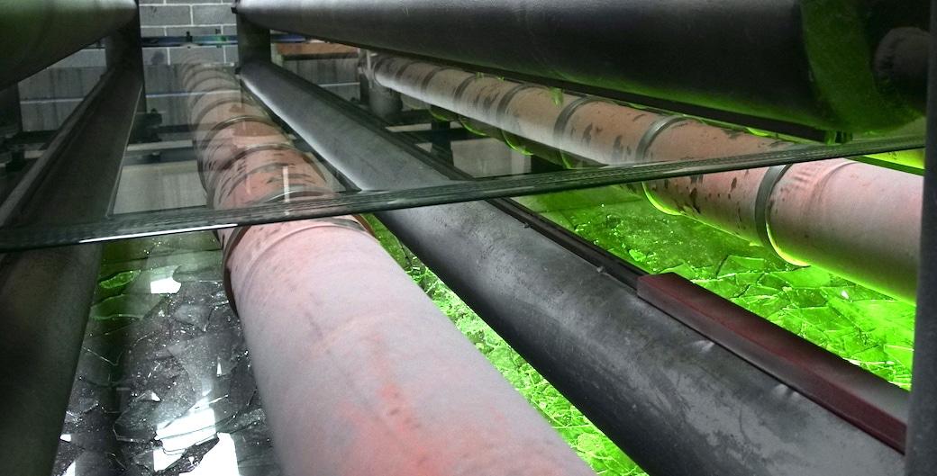 Saint-Gobain réduit l'impact environnemental de ses vitrages avec un verre à moins de 10 kg de CO2éq./m2