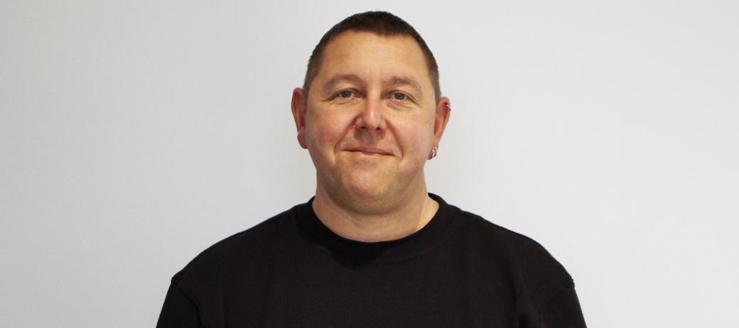 Frank Trabert, nouveau chef d'équipe du traitement mécanique chez Lakal