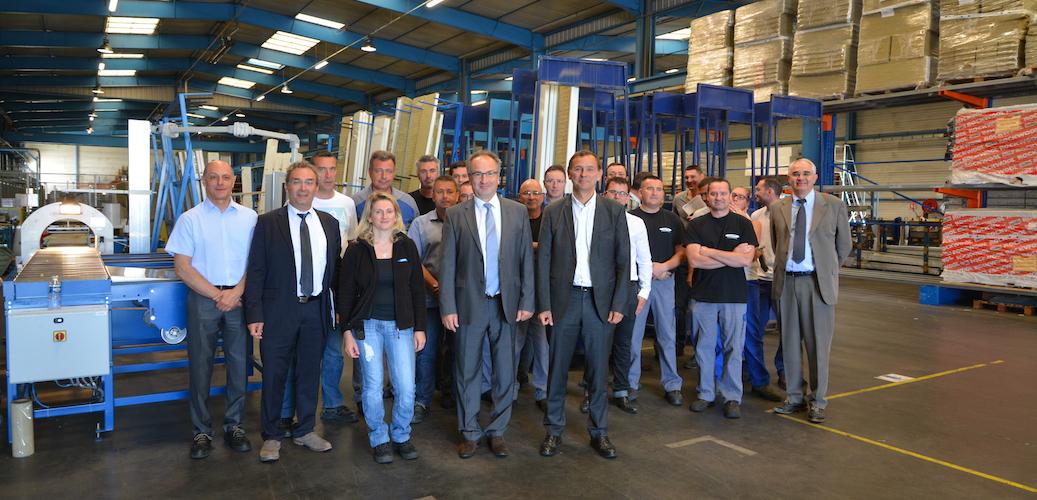 Nouveau contrat de cinq ans pour Novoferm France avec Chantiers de l'Atlantique