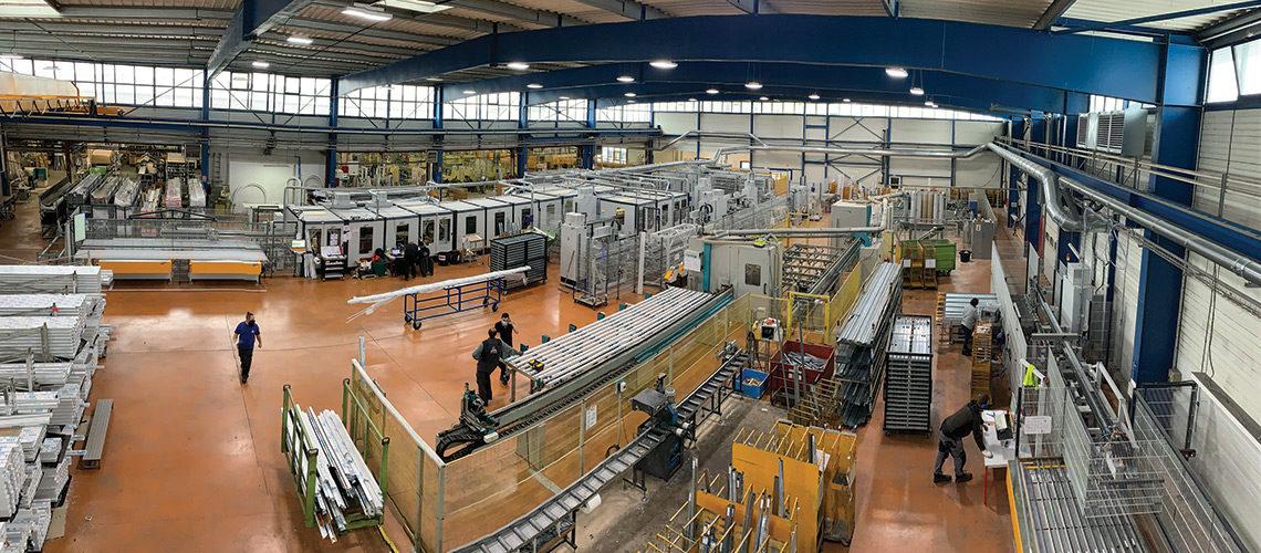 Reportage exclusif dans l'usine de Leul Menuiseries