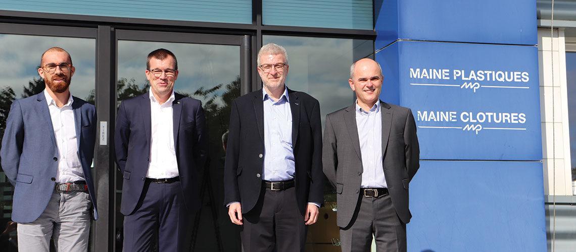 Le Groupe Maine ouvre les portes de son usine mayennaise