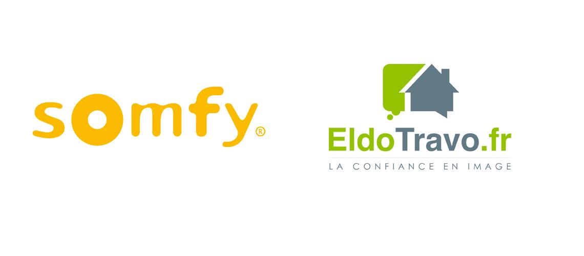 Somfy s'associe à EldoTravo