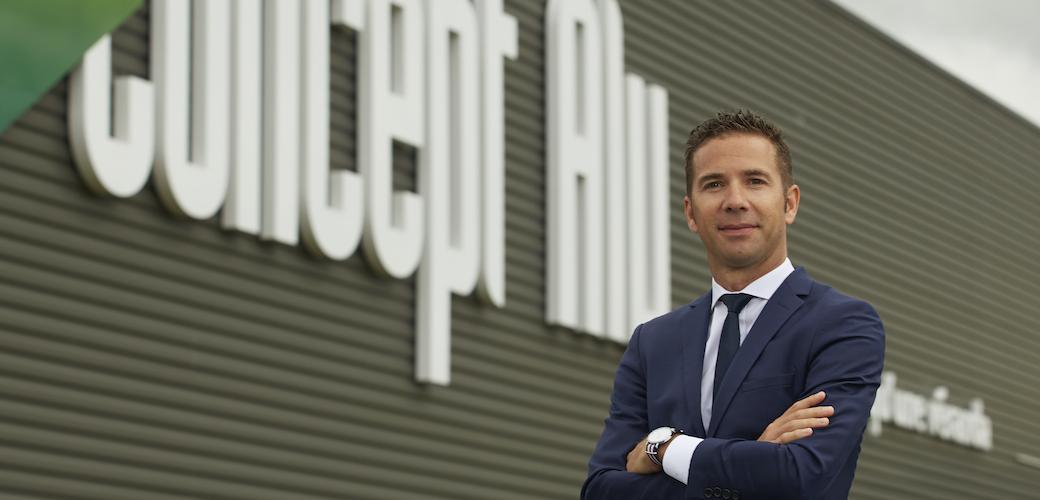 Yoann Arrivé : « l'activité pergolas de Concept Alu a vu ces derniers mois ses commandes augmenter de 200% »