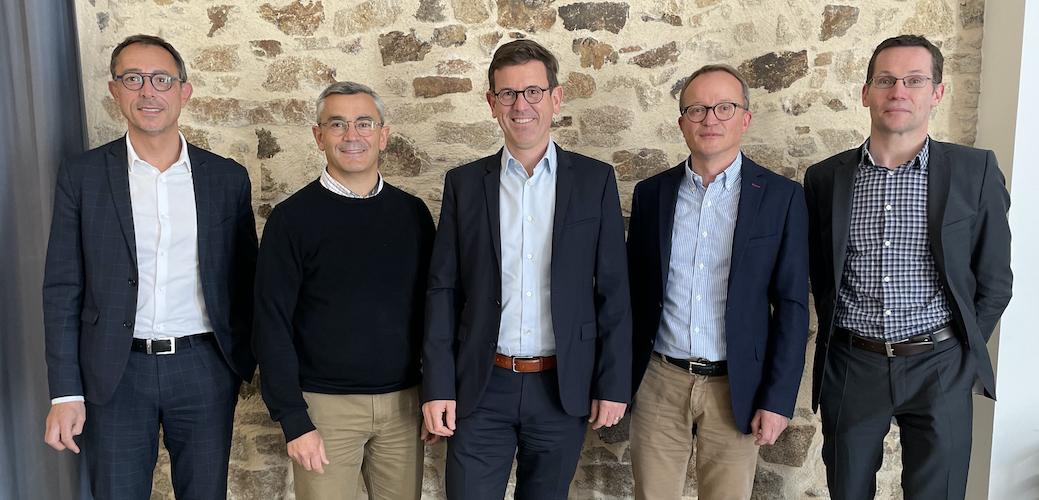 Evolution de la gouvernance du Groupe NADIA avec comme nouveau Président, Eric de Pontbriand