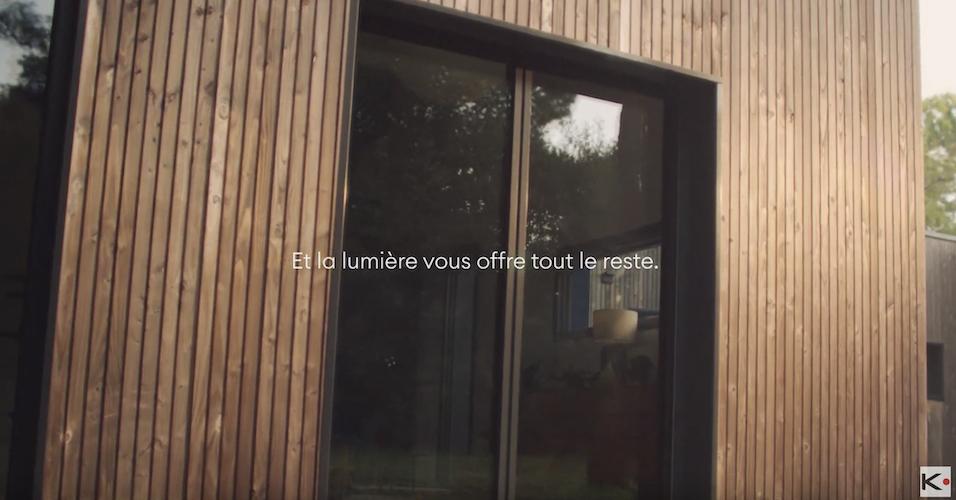 """K•LINE fête le retour de la lumière avec son nouveau spot TV """"Let the sunshine in"""""""