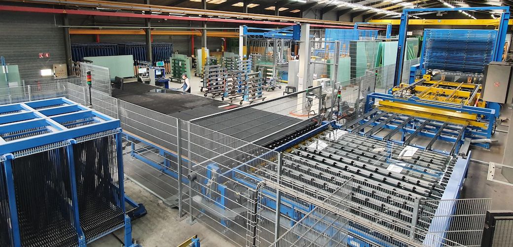 Riou Glass investit 1,6 million d'euros dans son usine mayennaise Riou Glass VIO