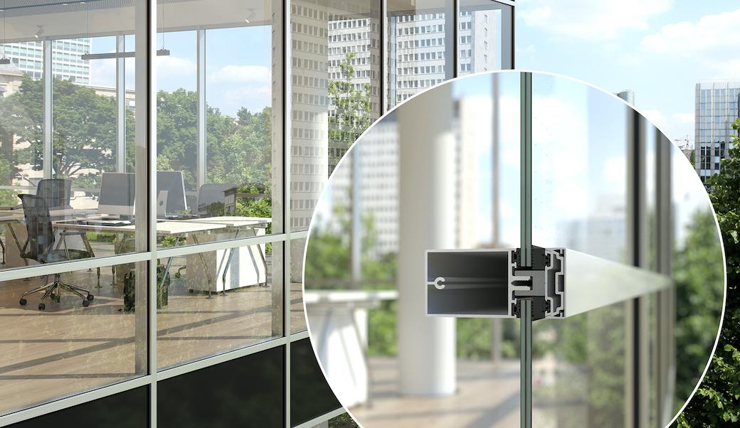 AGC Glass Europe et Schüco, partenaires pour Fineo