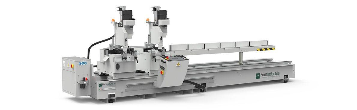 Forster commercialise les machines FOM Industrie