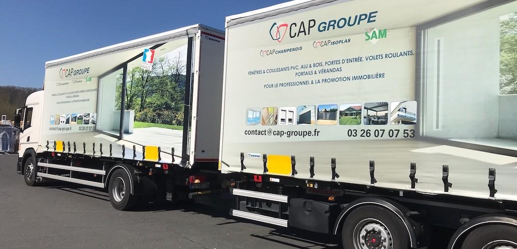 CAP Groupe poursuit sa structuration et investit massivement dans son outil de production