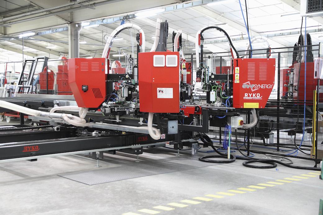 Le groupe Huet modernise l'une de ses lignes de fabrication