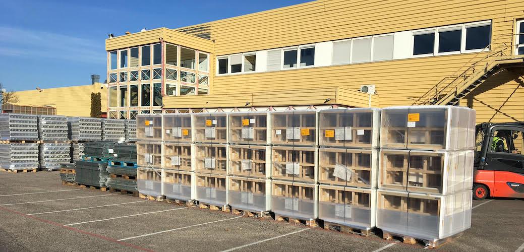 MEA Industries rapatrie la fabrication de ses cadres de fenêtre de Tchéquie