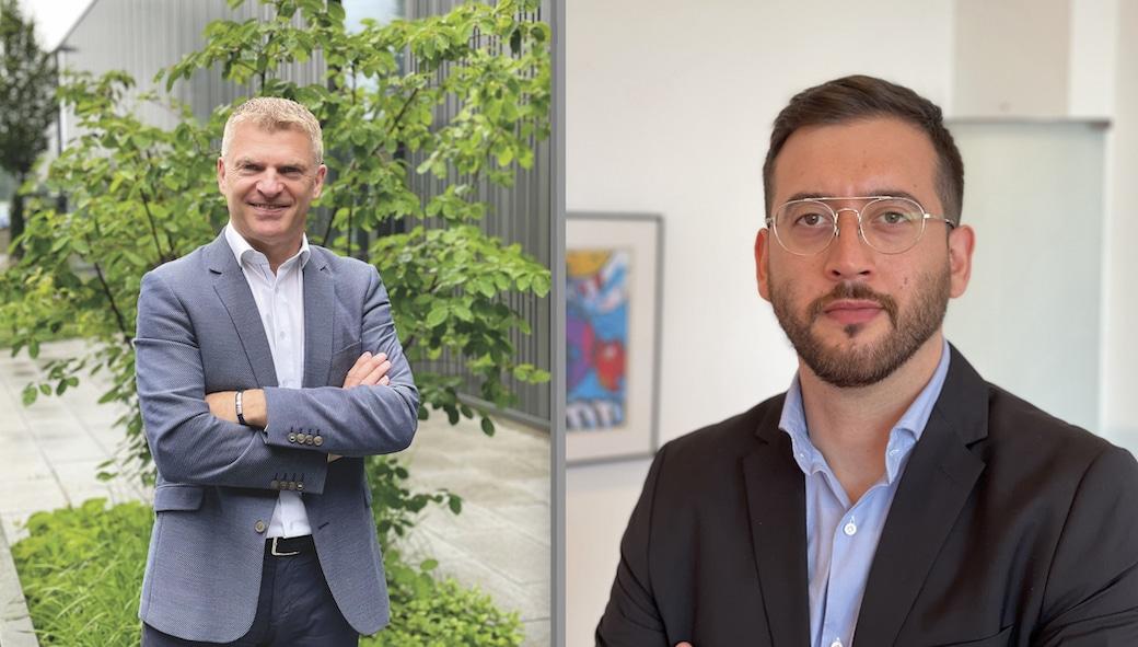 Nice France : Éric Chenu, nouveau Directeur Commercial et Lodovico Maria Paolini, nouveau Responsable Marketing & Communication