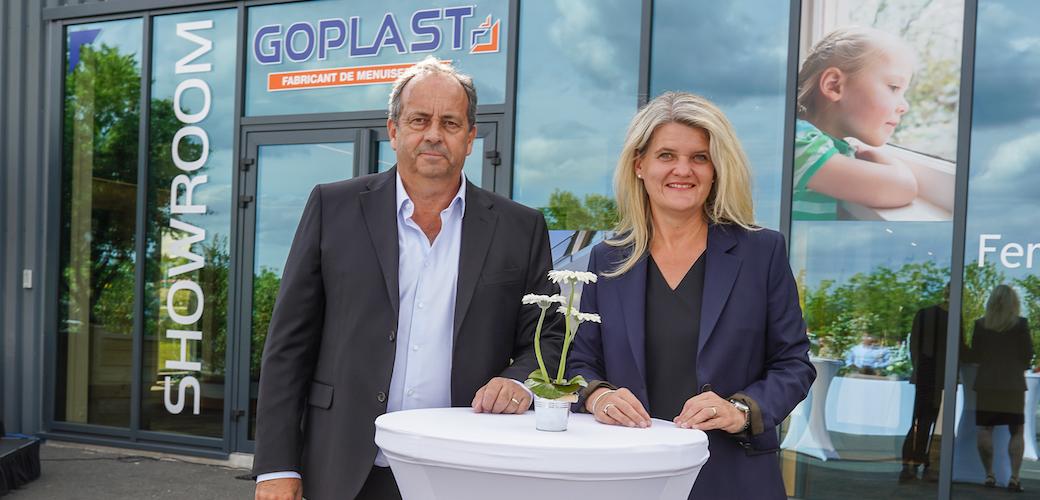Goplast s'agrandit et double sa production aluminium