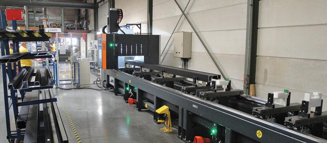 Winsol investit dans l'usinage de l'aluminium