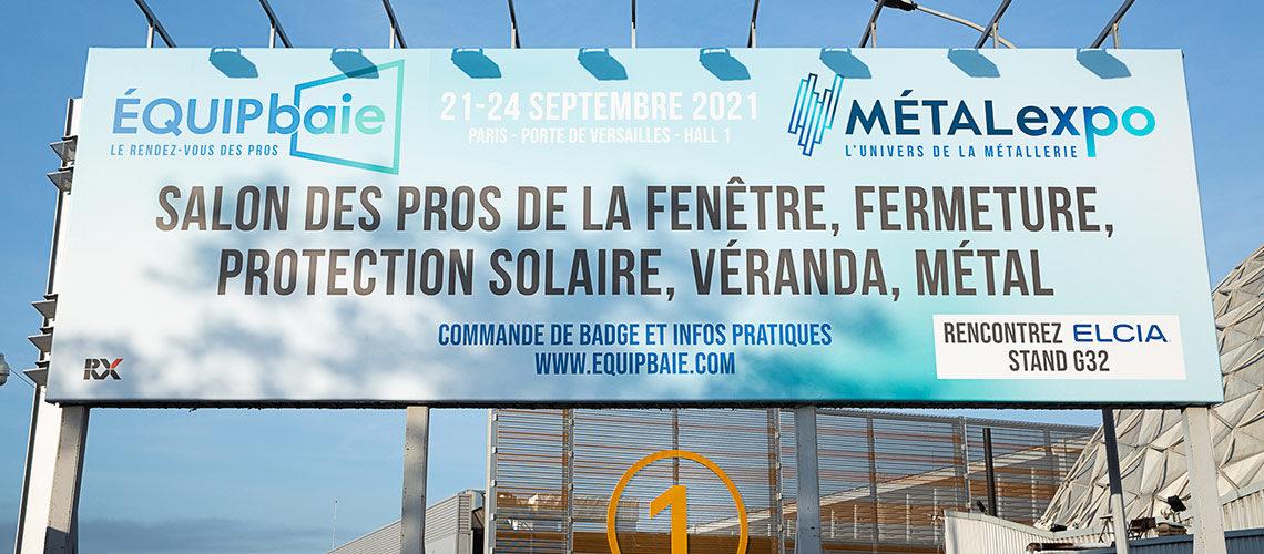 L'édition 2021 d'EquipBAIE-METAlexpo a répondu aux attentes