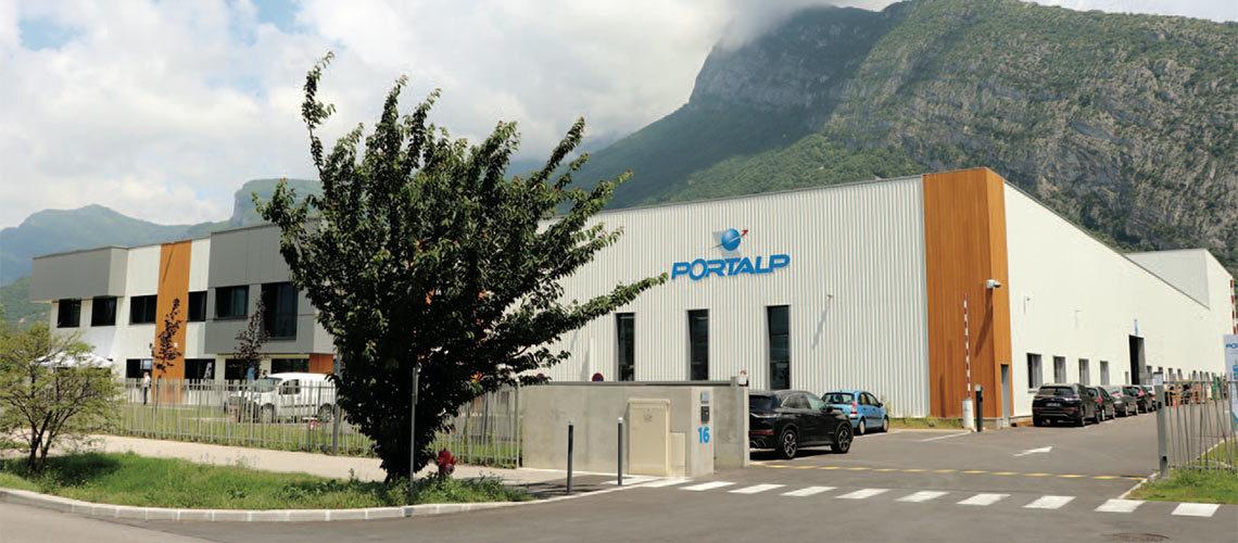 Portalp : quand nouvelle usine rime avec nouveau marché